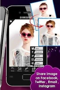 Hairstyle Changer hairstyle changer Hairstyle Changer Salon Emo Hair Cut Styler Screenshot Thumbnail