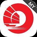 OCBC Malaysia Mobile Banking icon