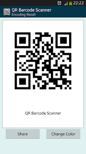 QR BARCODE SCANNER- screenshot thumbnail