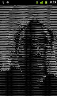 mASCIIcam - Free demo screenshot