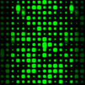 Digital Pixel Live Wallpaper icon