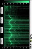 Screenshot of Spectral Audio Analyzer