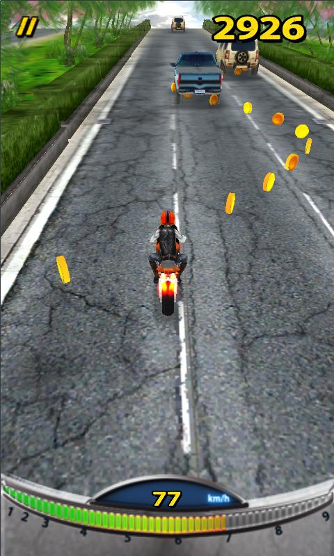 SpeedMoto- screenshot