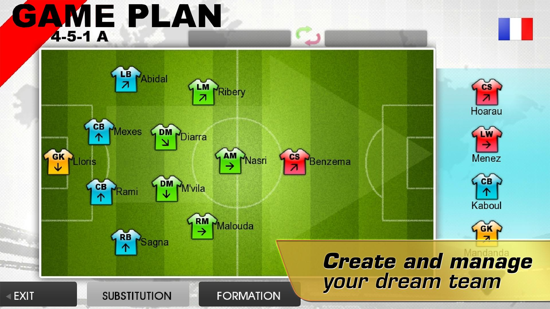 Real Soccer 2012 screenshot #18