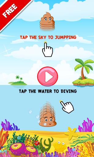 Poop - Poo Jumping Free