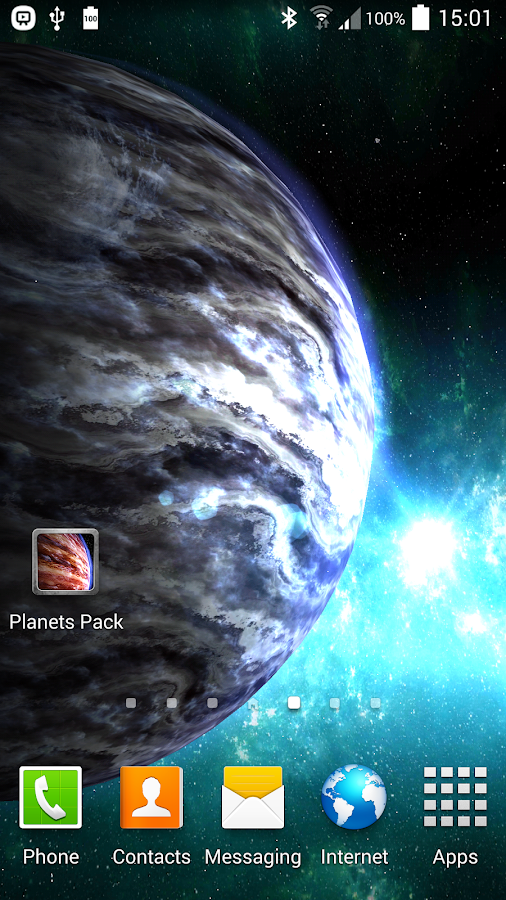 Planets Pack 2.0- screenshot