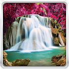 Wild Waterfalls Live Wallpaper icon