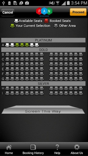 【免費娛樂App】Pan Cinemas-APP點子