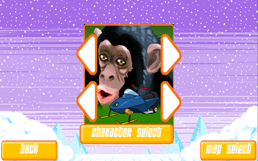 Arctic Ape Racer Free