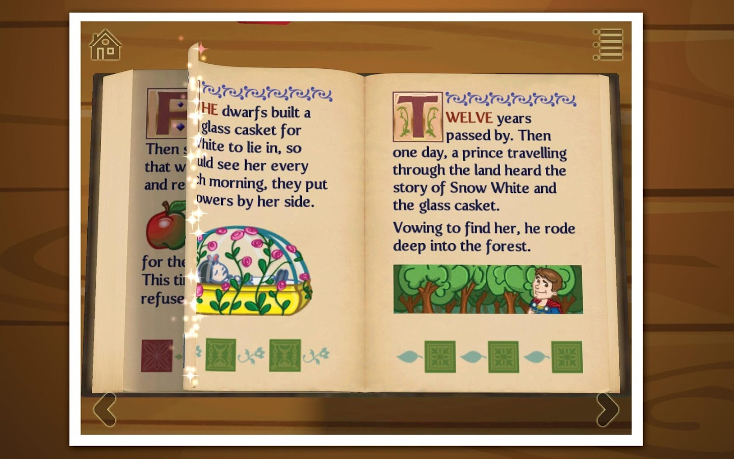 Grimm's Snow White - screenshot