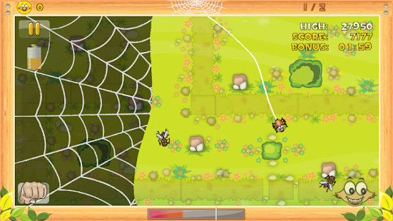 Spider Tilt- screenshot thumbnail
