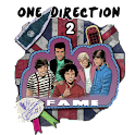 Fame: One Direction Comic Book icon