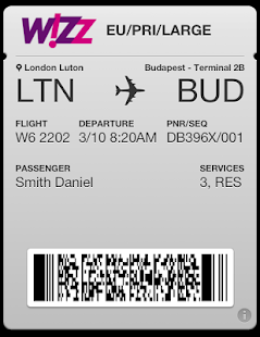Wizz Air - screenshot thumbnail