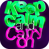 Keep Calm Wallpapers HD
