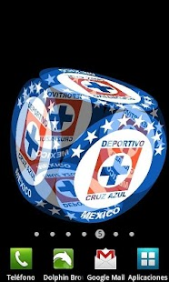 3D Cruz Azul Fondo Animado - screenshot thumbnail