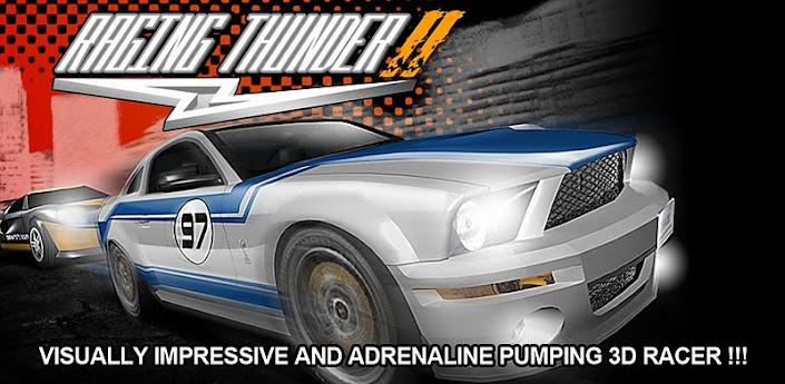 Raging Thunder II Android apk
