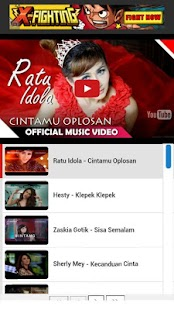 Video Musik Dangdut