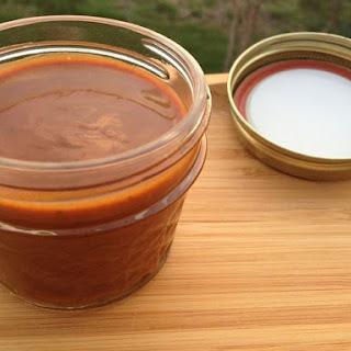 """Markel's"" Carolina Style BBQ Sauce."