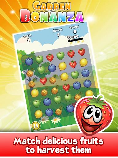 Garden Bonanza Vegetables Game