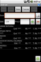 Screenshot of Automação da Força de Vendas