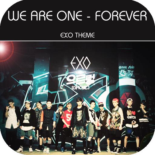 EXO Khóa màn hình