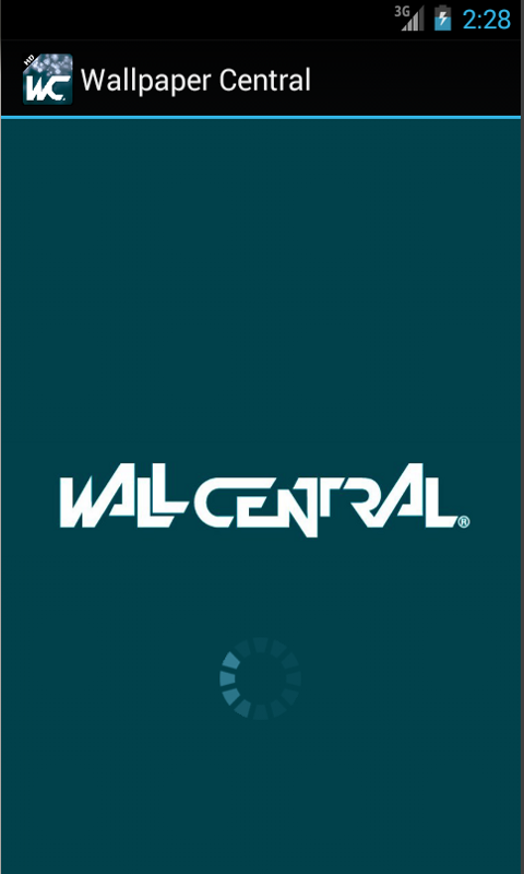 Wallpaper Central - screenshot