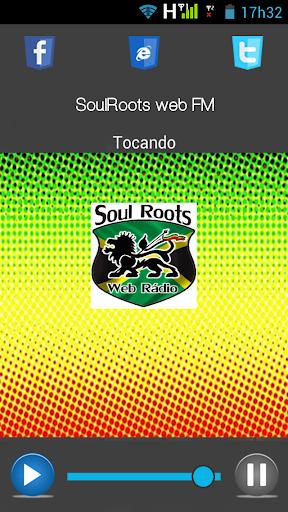 SoulRoots web FM