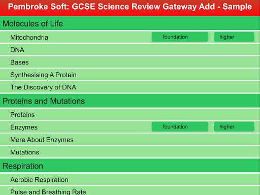 Sample Gateway Add. Review