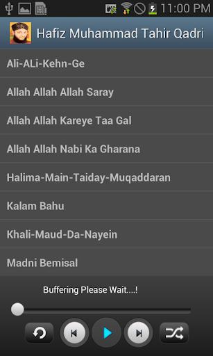 【免費音樂App】Muhammad Tahir Qadri  Naats-APP點子