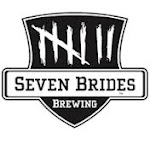 Logo of Seven Brides Rose's Imperial Pilsner