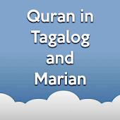 Quran in Tagalog n Marian Mp3
