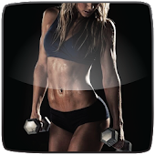 Ladies Fitness Wallpaper