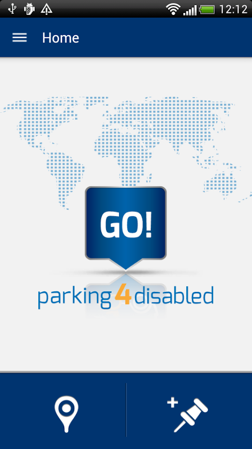 parking4disabled- screenshot