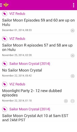 Sailor Moon News
