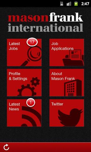 Salesforce Jobs by Mason Frank