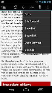 Nederlandse Kranten- screenshot thumbnail