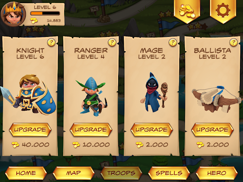 Royal Revolt! APK screenshot thumbnail 16
