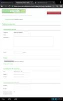 Screenshot of Clasificados (Enlaces)