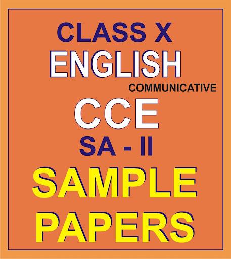 english communicative sample paper i for