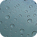 Raindrops On Glass LWP logo