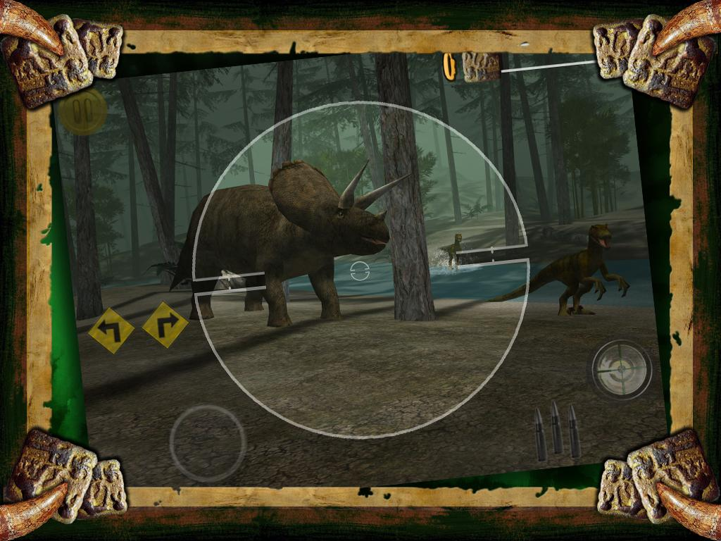Dinosaur Safari Pro- screenshot