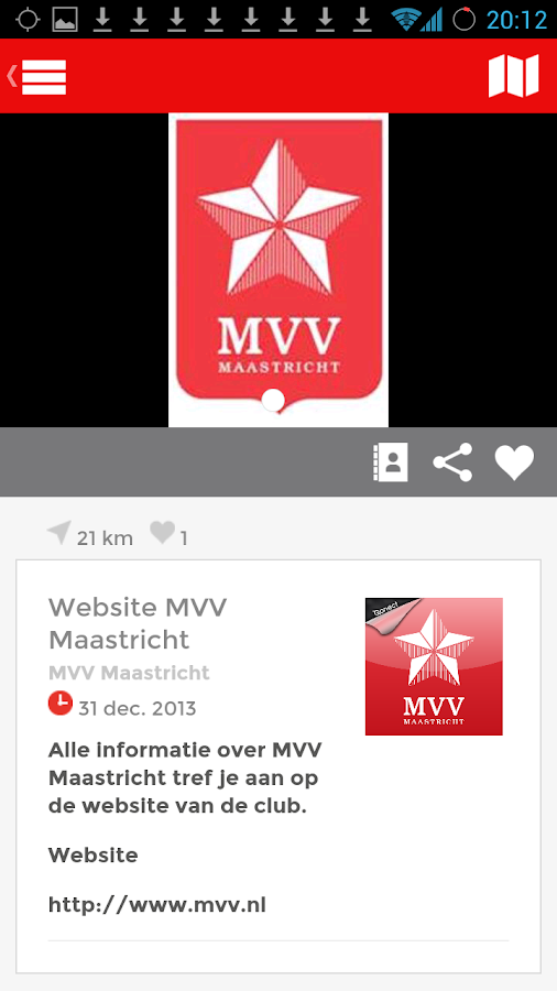 MVV Maastricht - screenshot