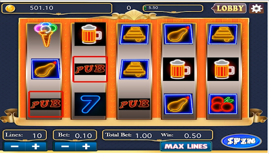 Disco Casino Texas Slot -Free - screenshot thumbnail