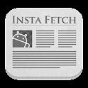 InstaFetch PRO logo