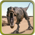 Puzzi dinosaur puzzles in HD icon