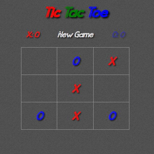 Tic Tac Toe Noughts & Crosses LOGO-APP點子