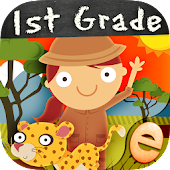 Animal Math First Grade Math Games for 1st Grade