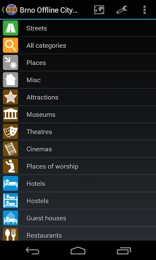 【免費旅遊App】Brno Offline City Map-APP點子