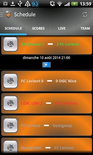 FC Lorient Actu