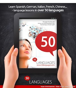 Learn 50 languages - screenshot thumbnail